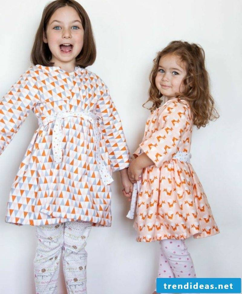 Children's clothing sew bathrobe ideas and inspirations