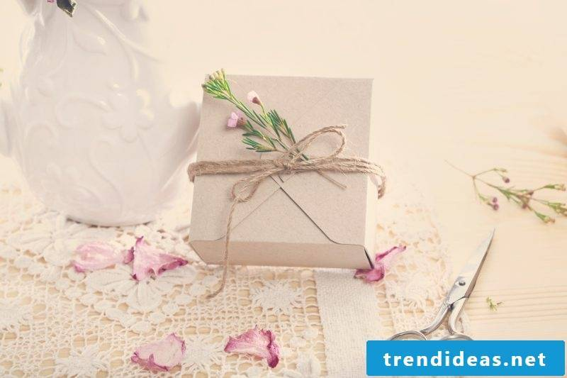 wedding party favors tender