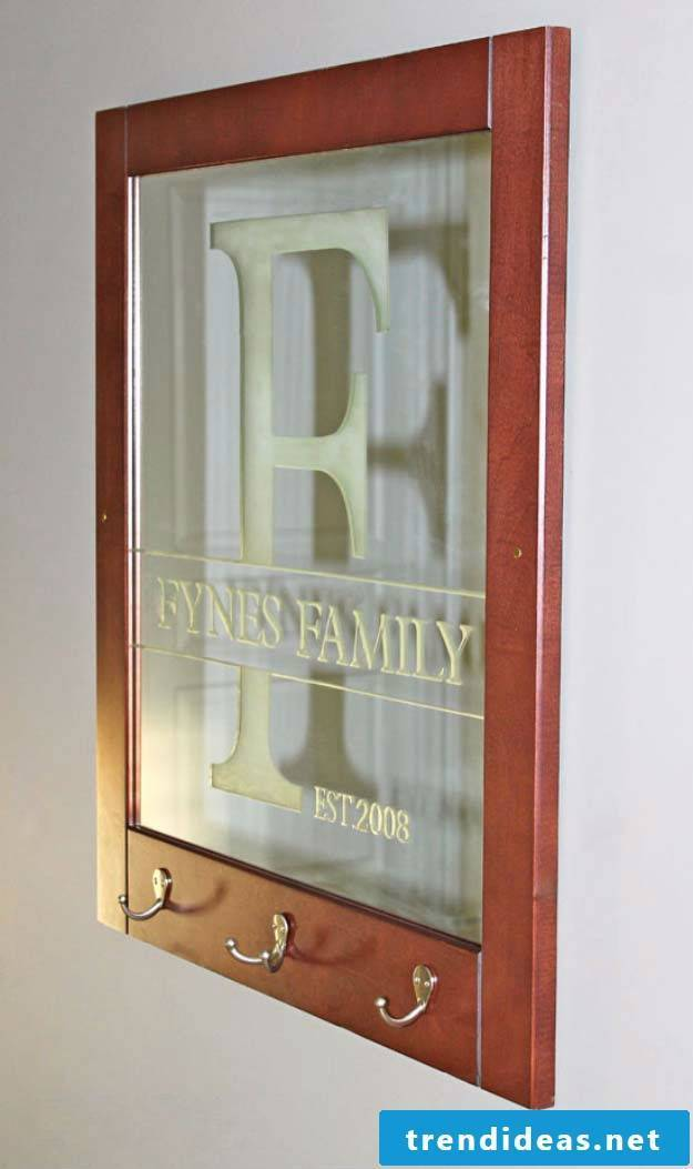 Family Sign - 1 of the 101+ Great Ideas for Christmas Gifts for Parents