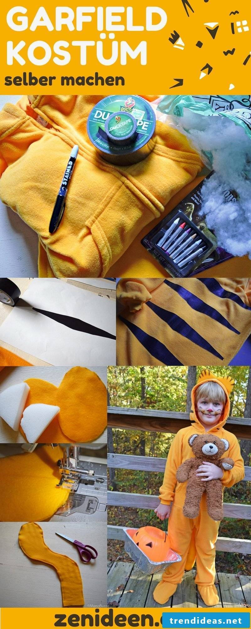 Follow this simple guide for sewing a costume