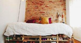 12 creative ideas for DIY bed!