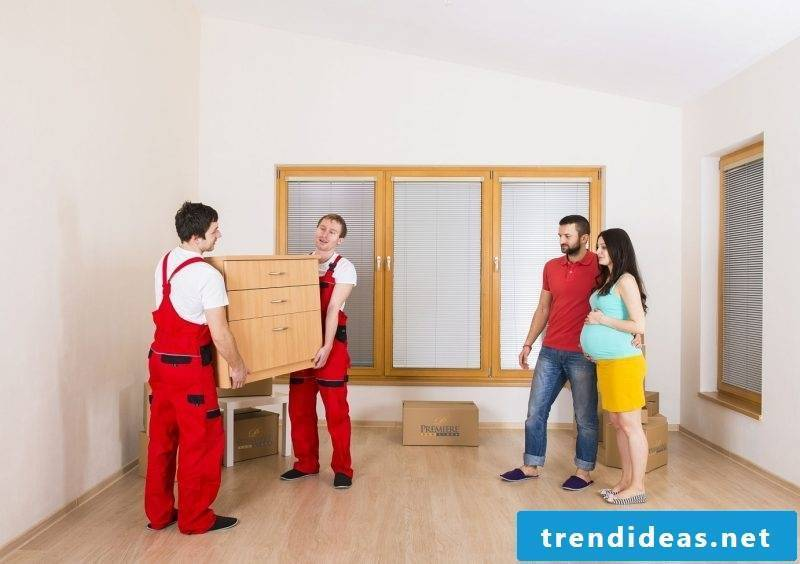 What does a relaxing move mean? You do not have to worry about anything until the move