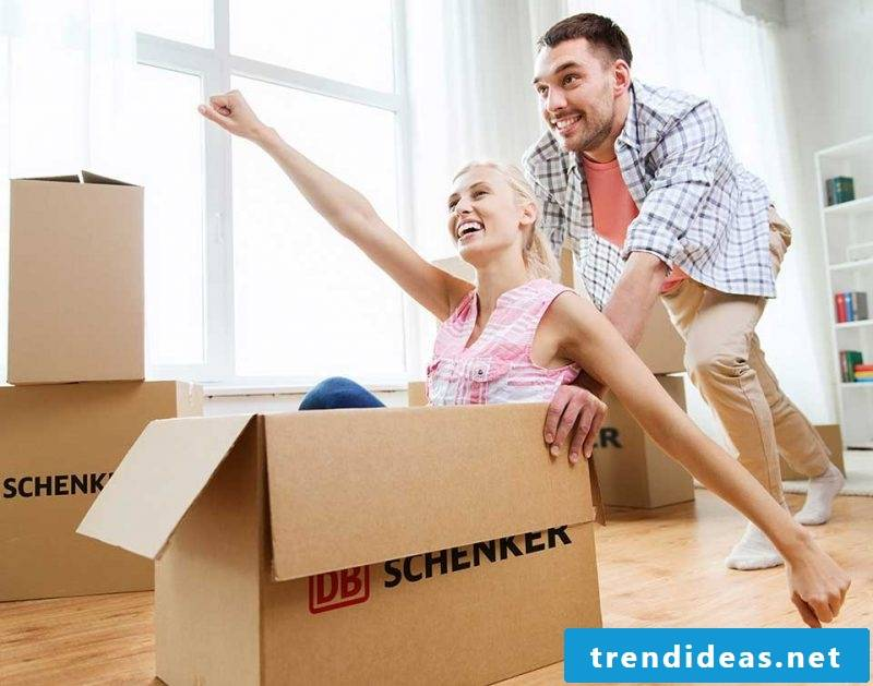Checklist for stress-free relocation