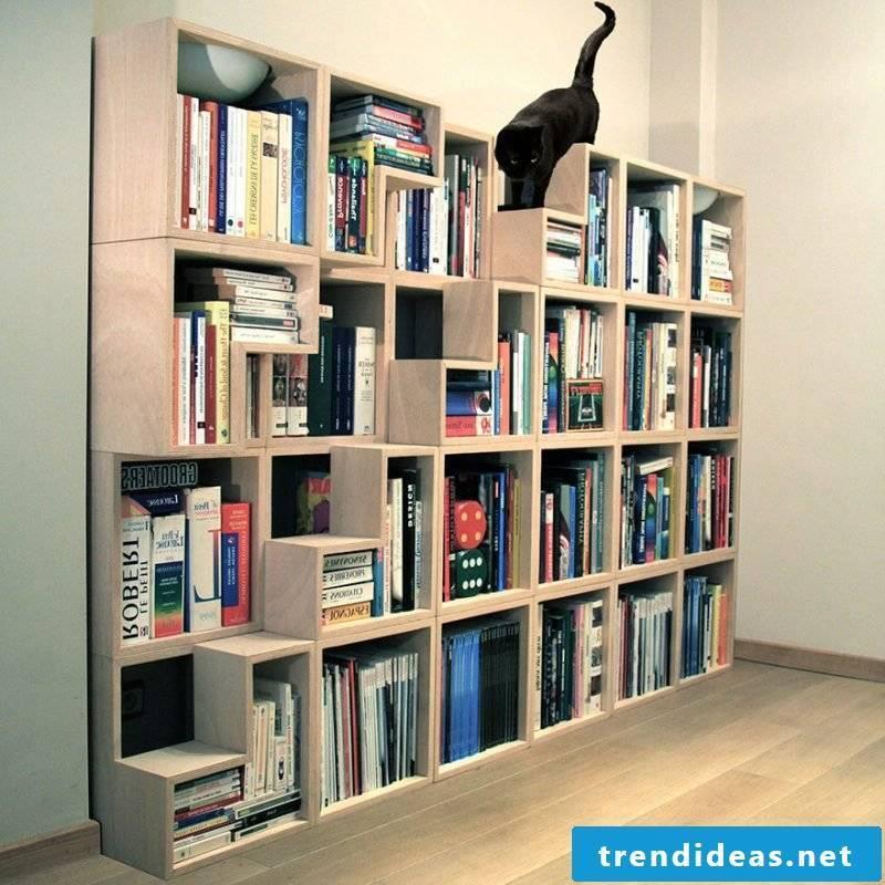 Cat furniture shelf idea