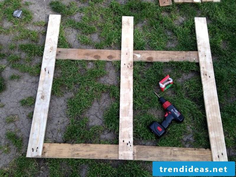 Garden Gate Build DIY Guide Step 1