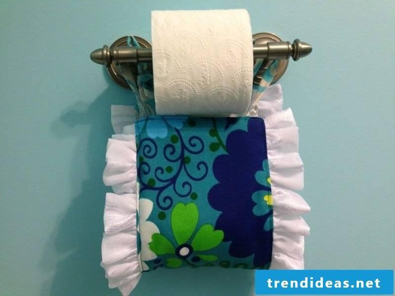 original toilet paper holder textile bathroom accessories