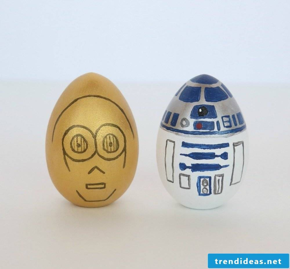 Star Wars inspirations for Easter