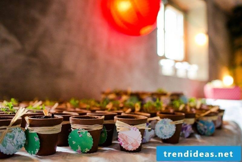 Give Aways Wedding Flower Seeds