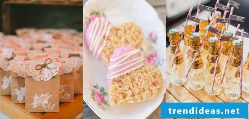 Give Aways Wedding Candy Ideas