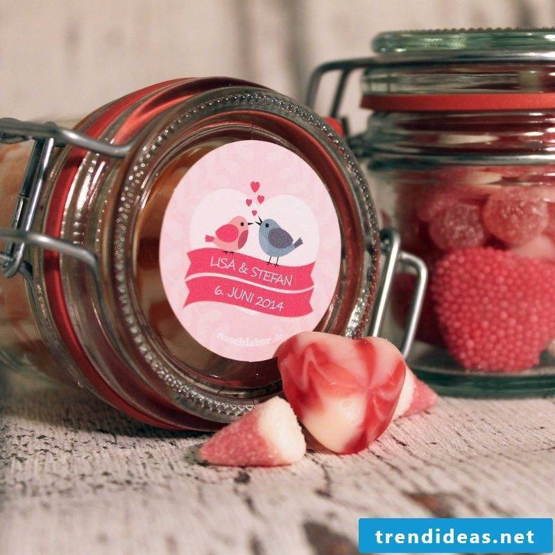 Give Aways Wedding Candy
