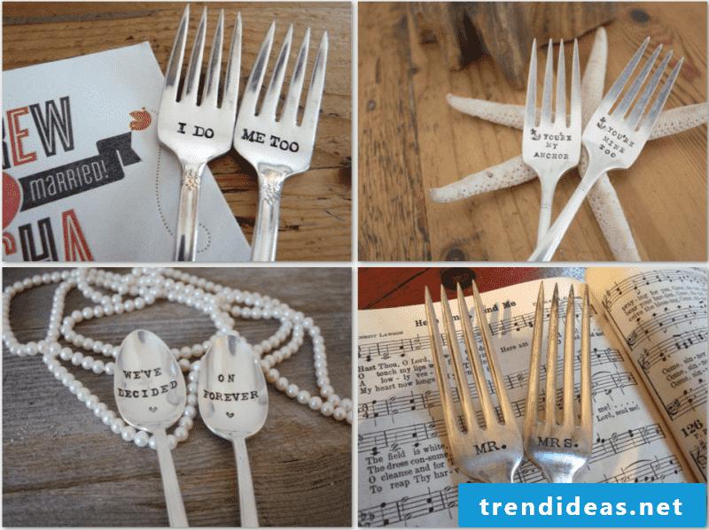 Give Aways Wedding Cutlery
