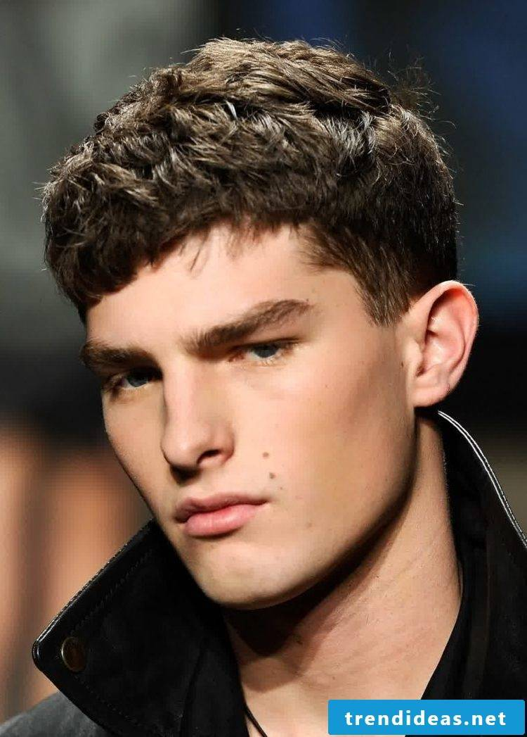 Men's Short Hairstyles Trend