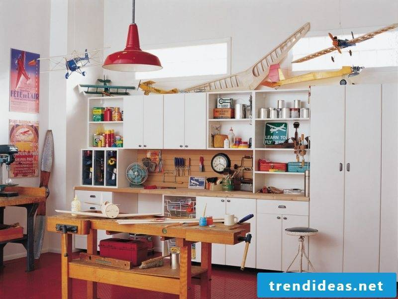 Build a workbench yourself