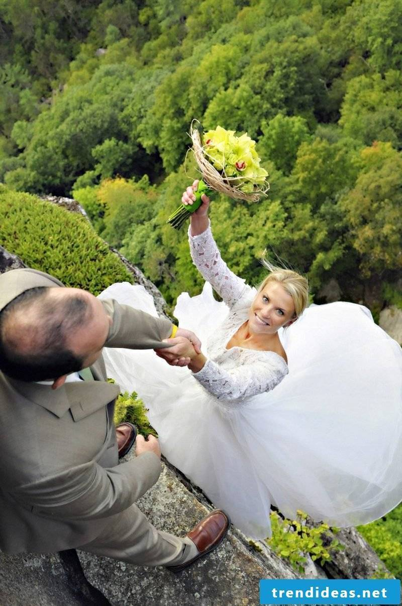 Wedding pictures Extreme ideas