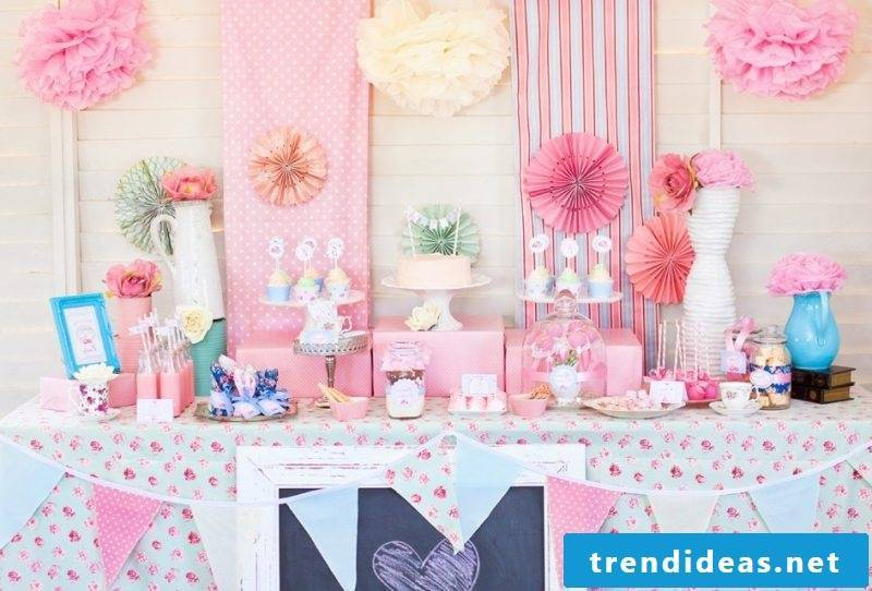 20 Great Ideas For Homemade Baby Shower Decoration Best Trend Ideas