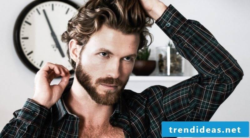 modern men's hairstyles waves