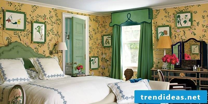 Mexican furniture bedroom idea