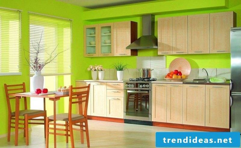 kitchen wall design garish