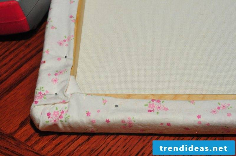 Memoboard make yourself - instructions