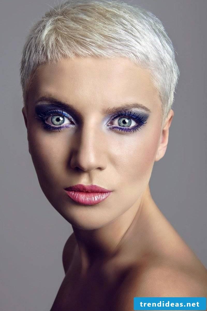 ladies short hairstyles pictures extravagant