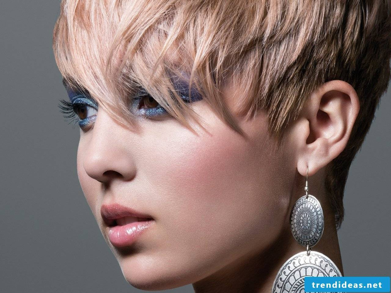 modern ladies short hairstyles pictures