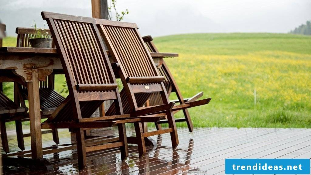 Tips for teak care