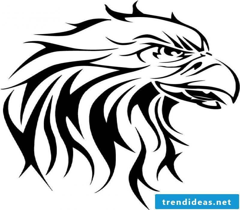 Tattoo templates free tribal design
