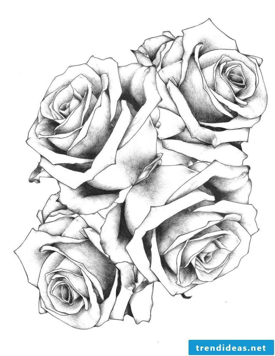 Print tattoo artwork free