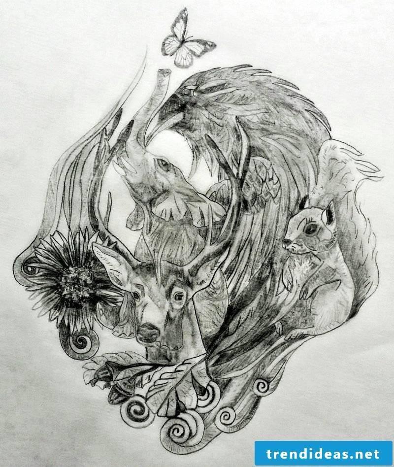 Tattoo templates free ideas
