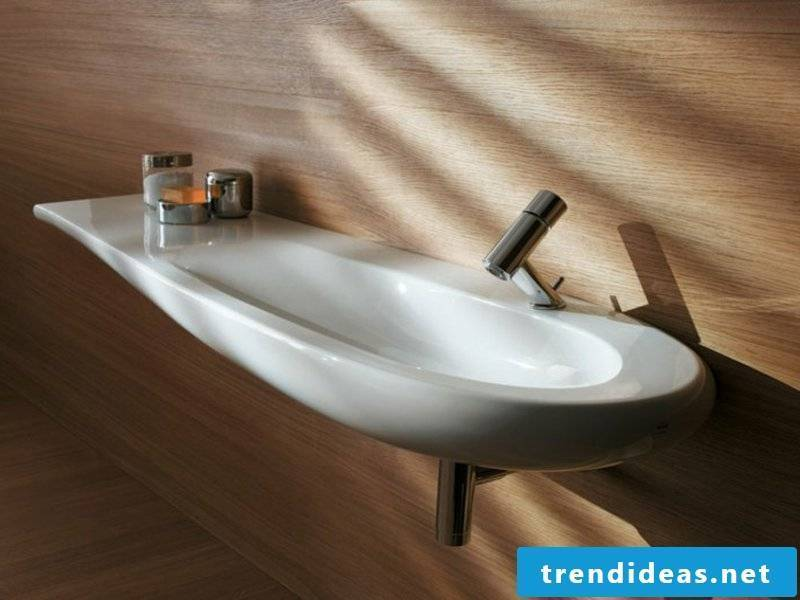 beautiful oval sink
