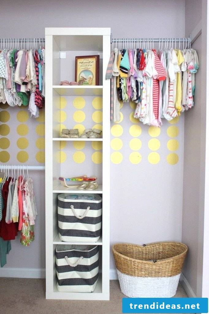 Ikea Hacks: Pimp Ikea Wardrobe Ideas