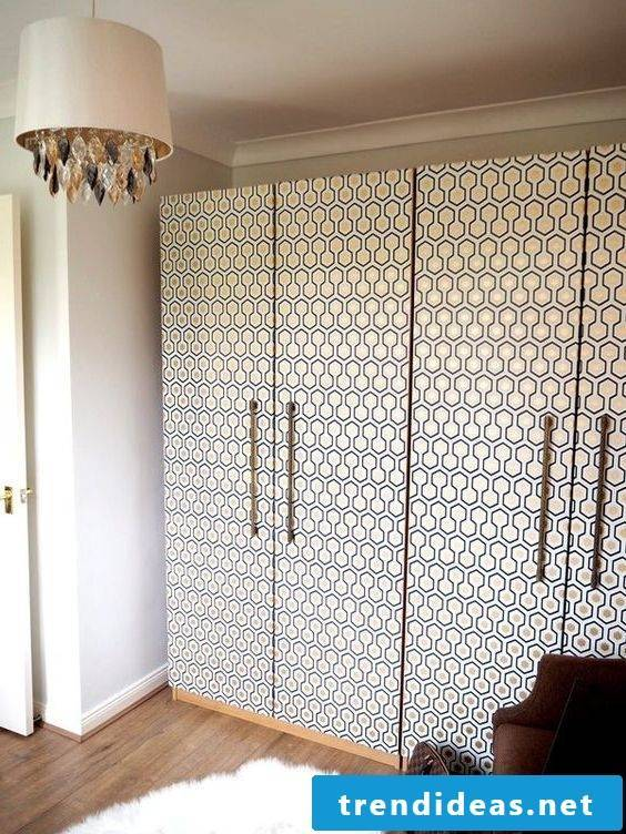 Ikea Hacks and PImps for your Ikea wardrobe