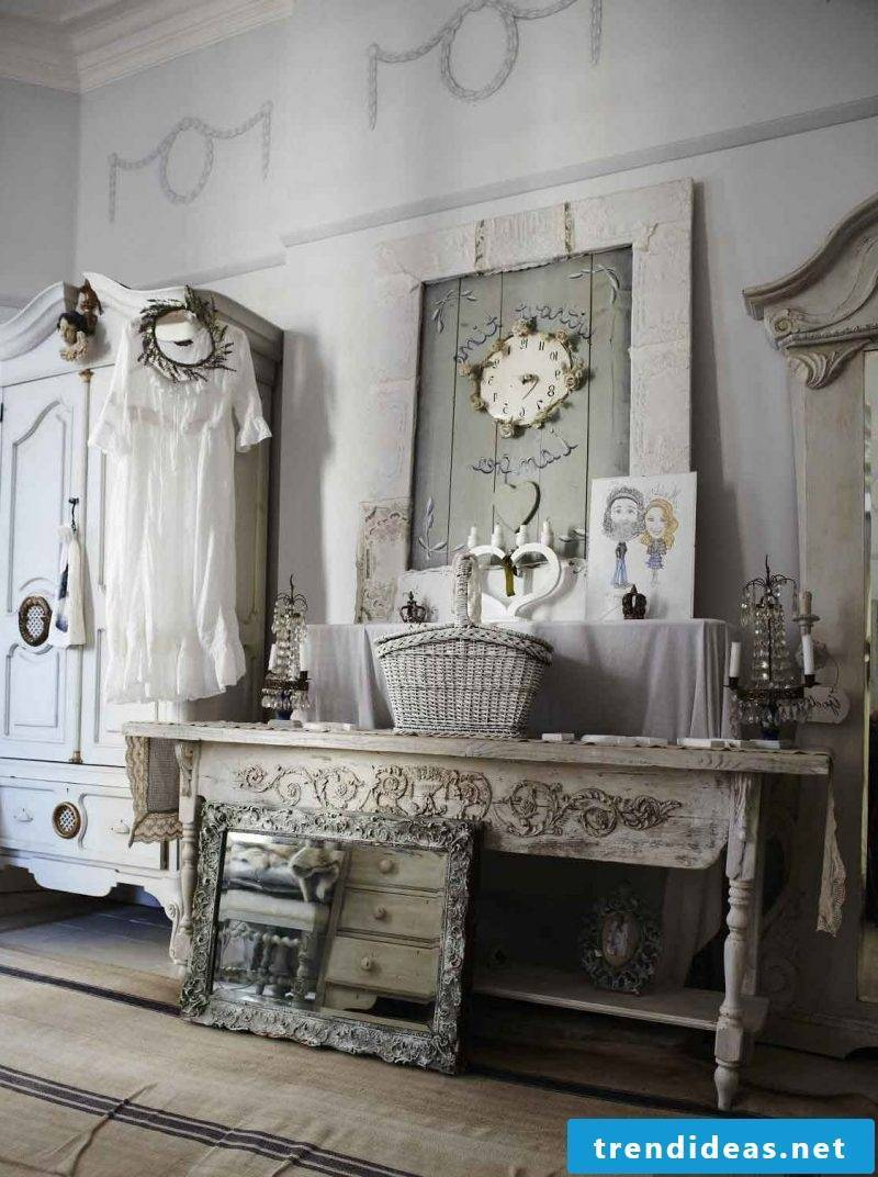 country house decoration creative