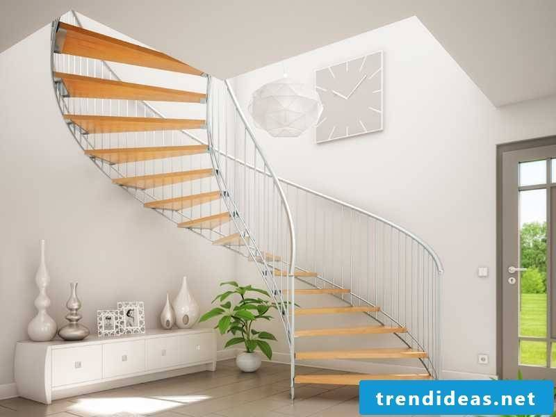 Select converted bolt staircase