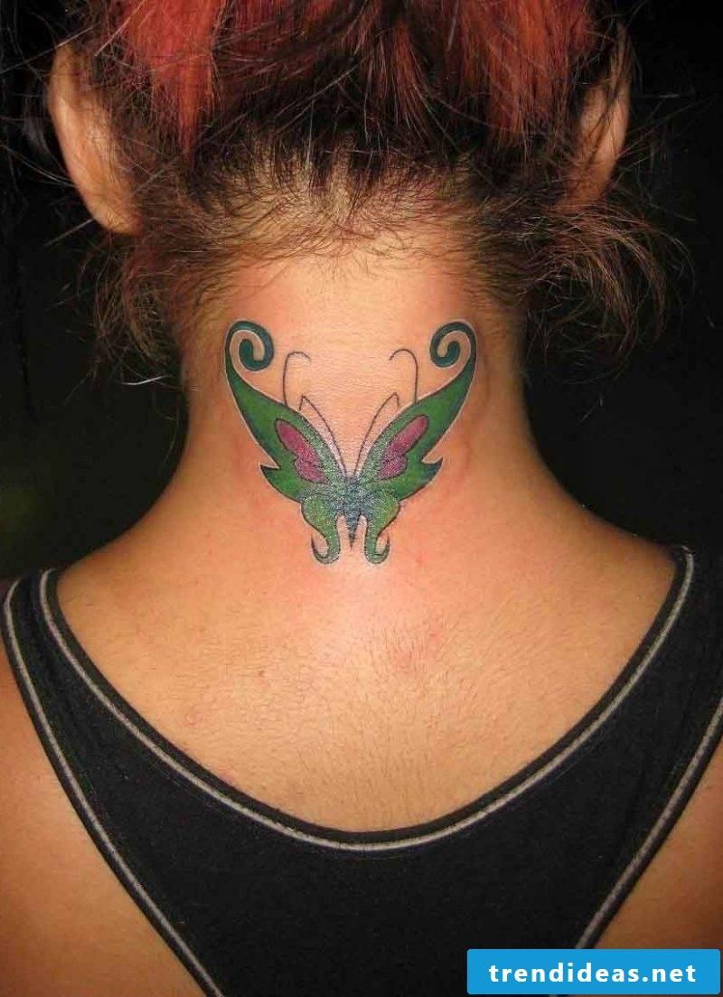 Tattoo butterflies ideas