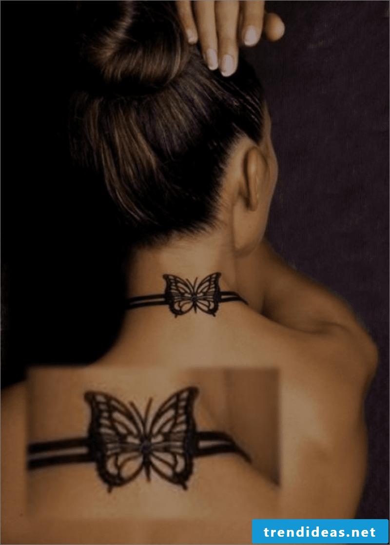 Butterfly tattoo ideas