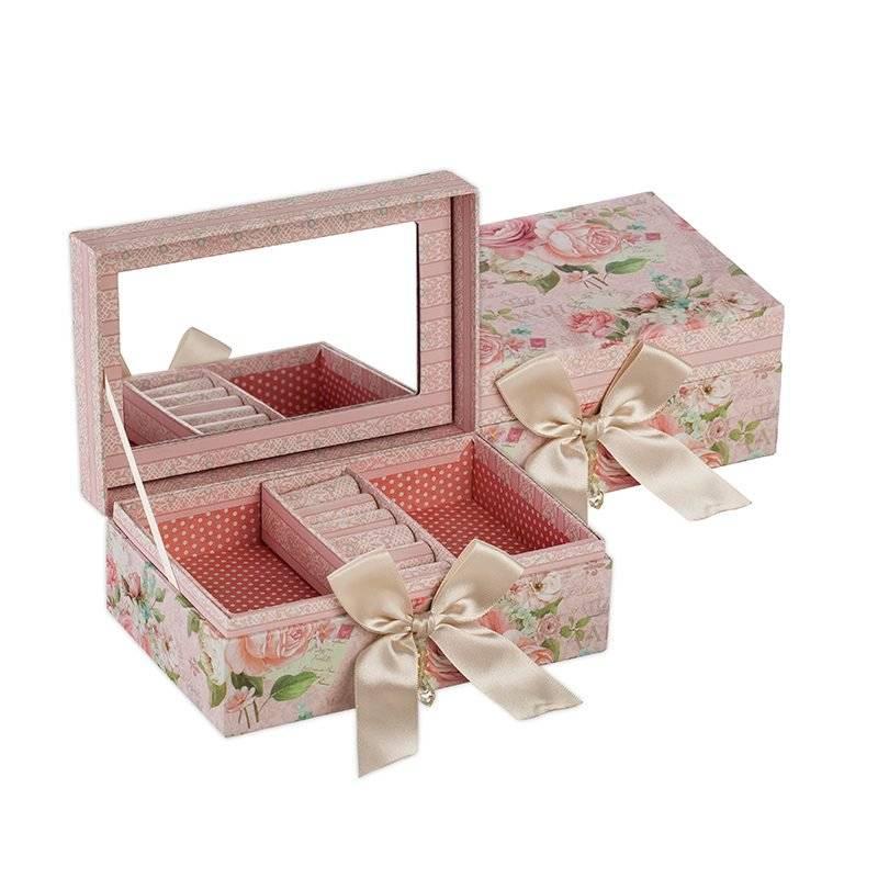 Jewelery box pink