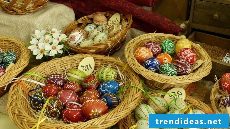 Sorbian Easter eggs ideas and inspirations