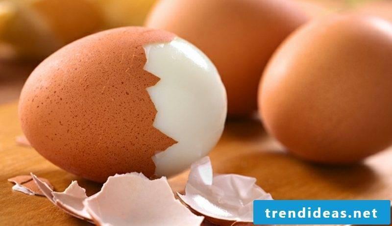 Make egg salad for Easter yourself