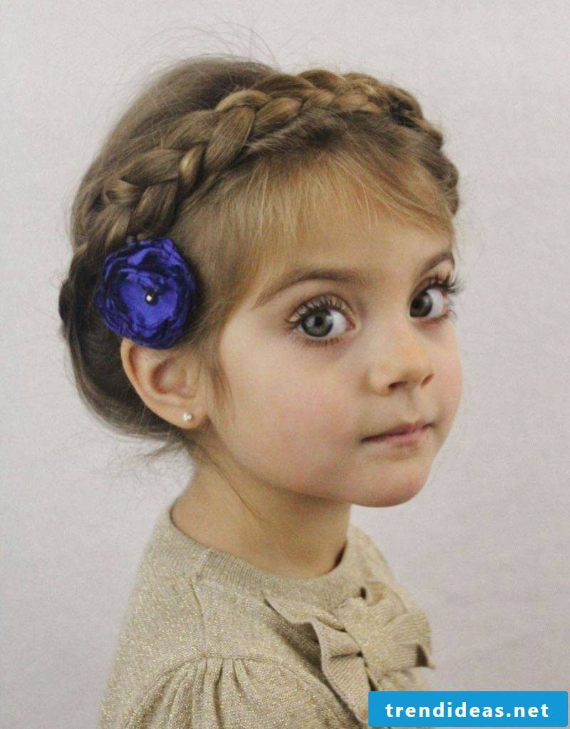 Communion hairstyles braiding