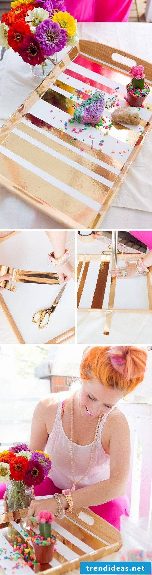 Mother's Day Gifts Tinker: DIY Ideas
