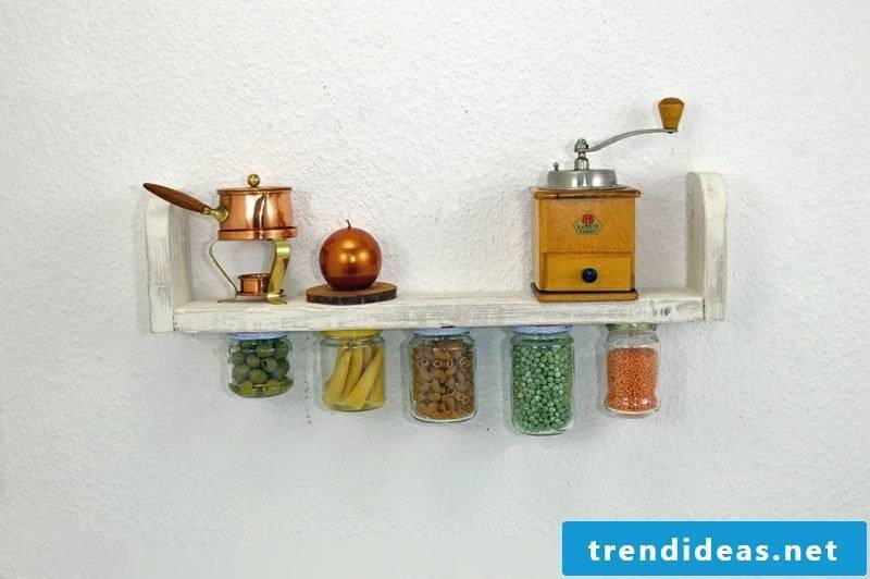 Shelf ideas upcycling