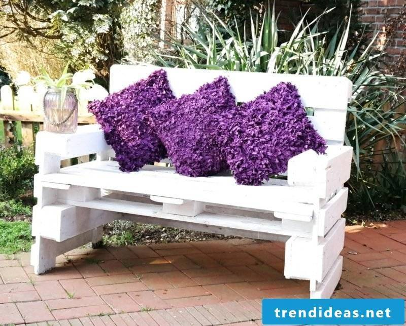 Pallet Ideas Bench build yourself