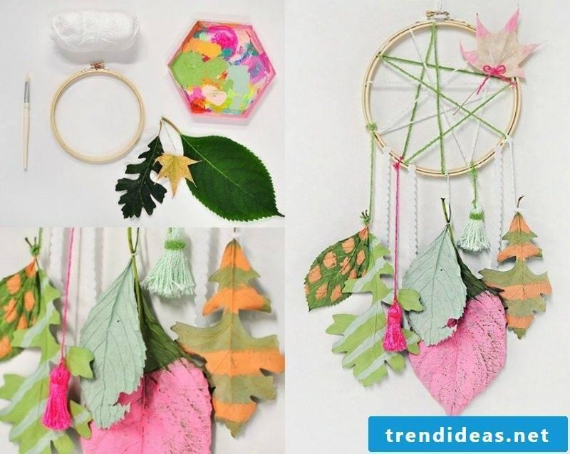 DIY ideas deco craft autumn