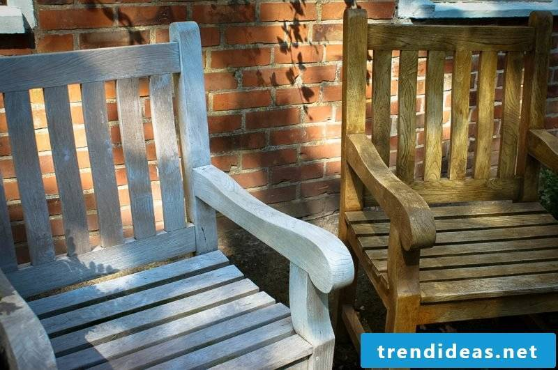 Teak care difference