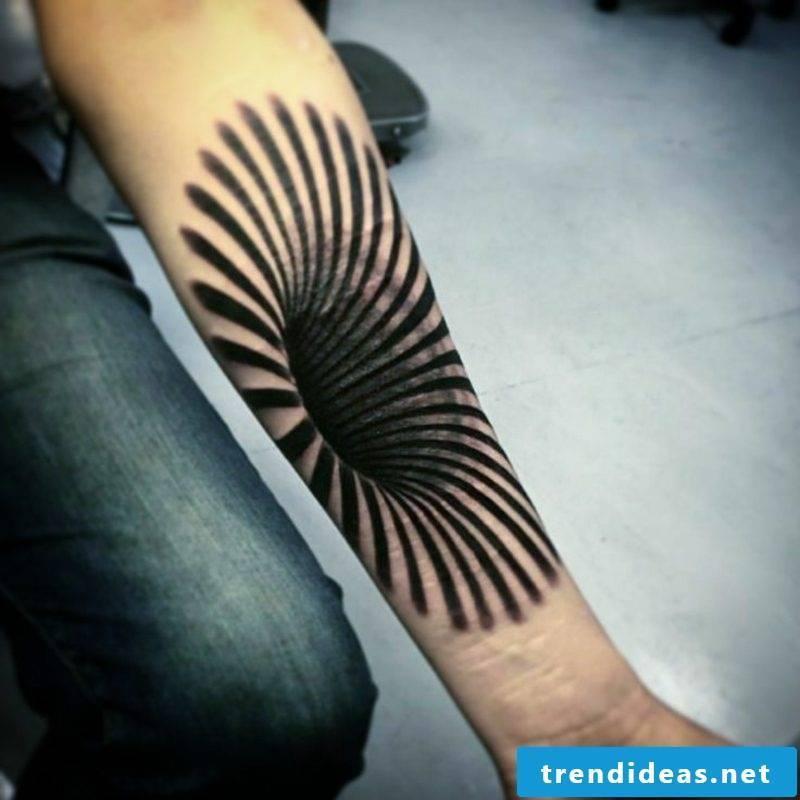 #d tattoos creative ideas and designs