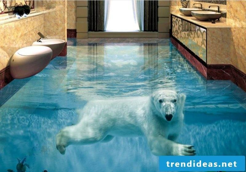 3D Tiles Polar Bear