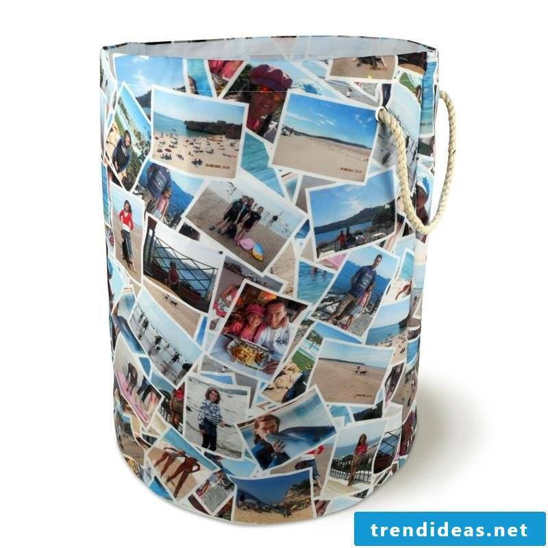 fancy photo gifts blue