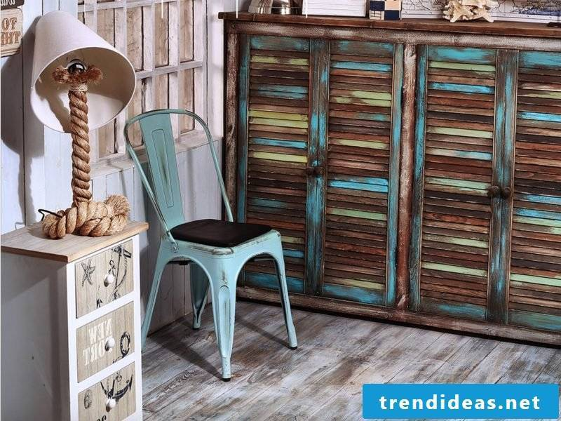DIY furniture shabby chic