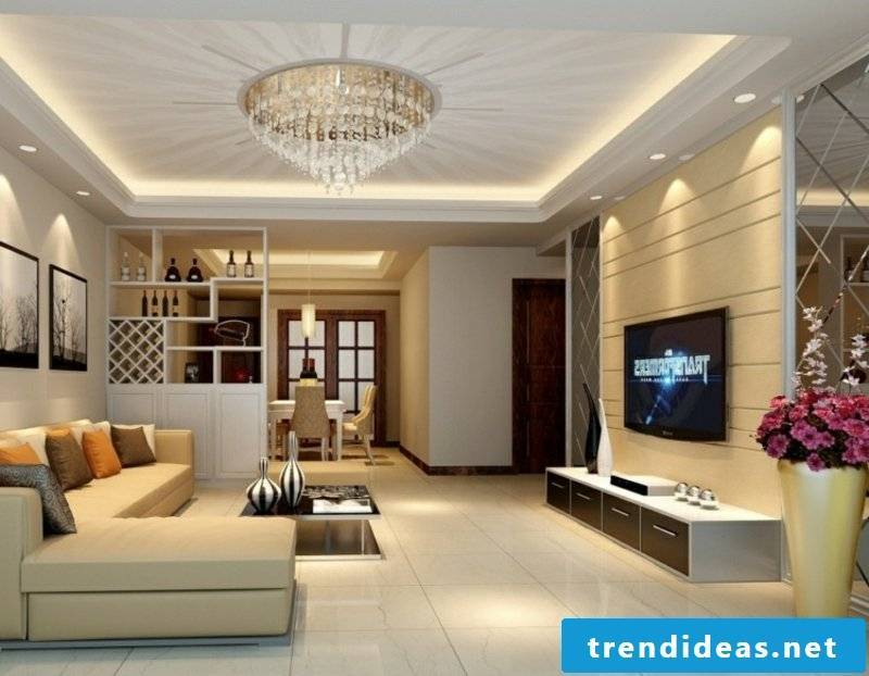 Crystal chandelier lighting ideas